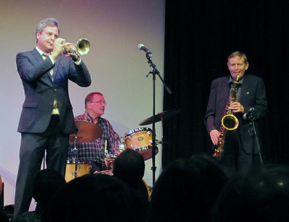 Duke Heitger at Keswick Jazz Festival