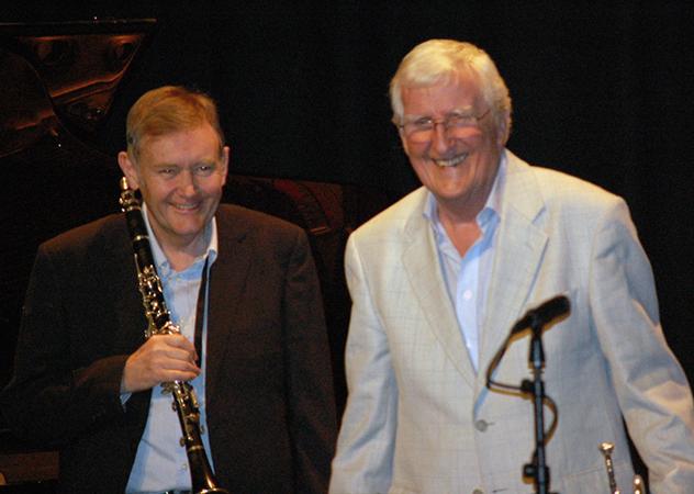 Pat Halcox at Keswick Jazz Festival