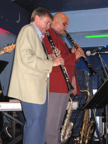 with Zoltan Sagi