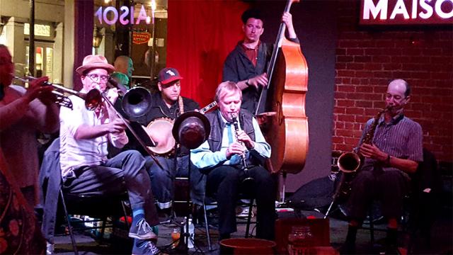 The Shotgun Band New Orleans